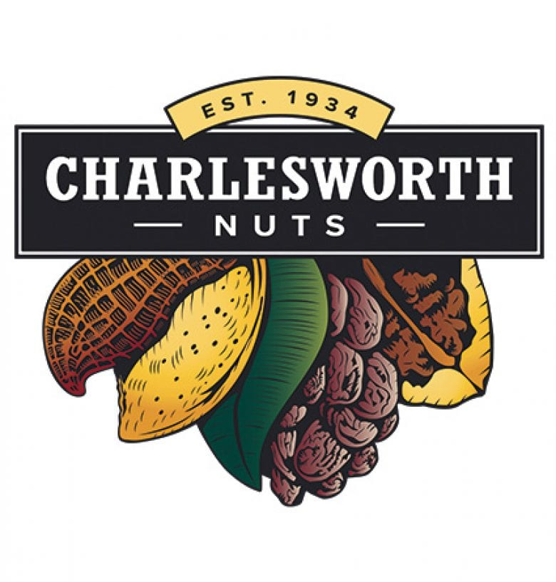 Charlesworth Nuts Logo Corporate Partner WCH Foundation