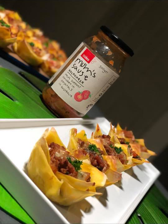 WCH Foundation-Mum's-Sause-winning-dish-competition