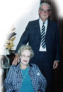Fred and Mavis Boyle
