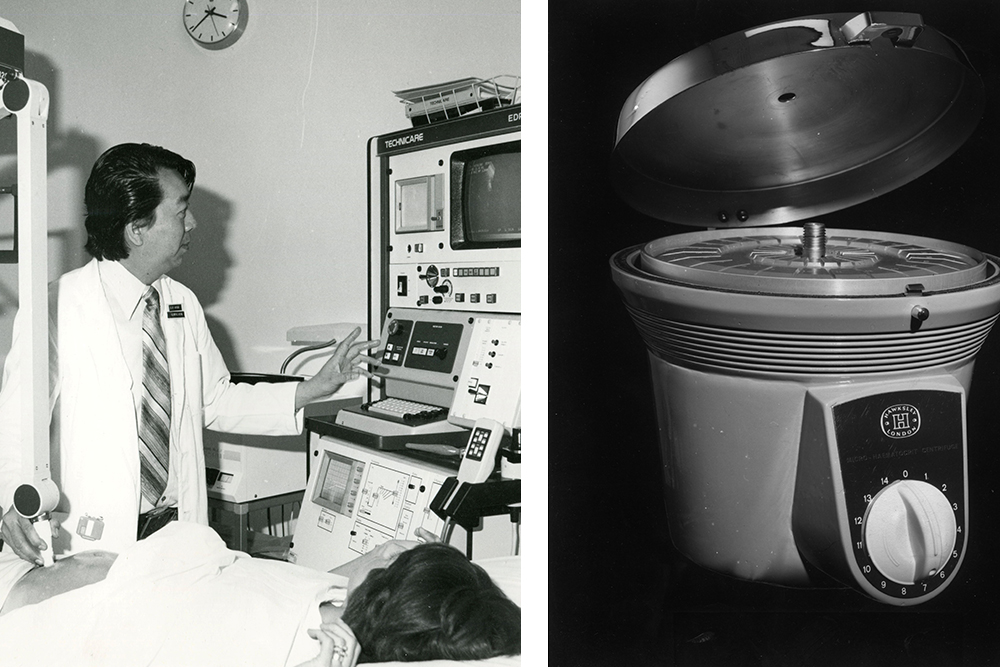 The Machines of the Women's and Children's Hospital.
