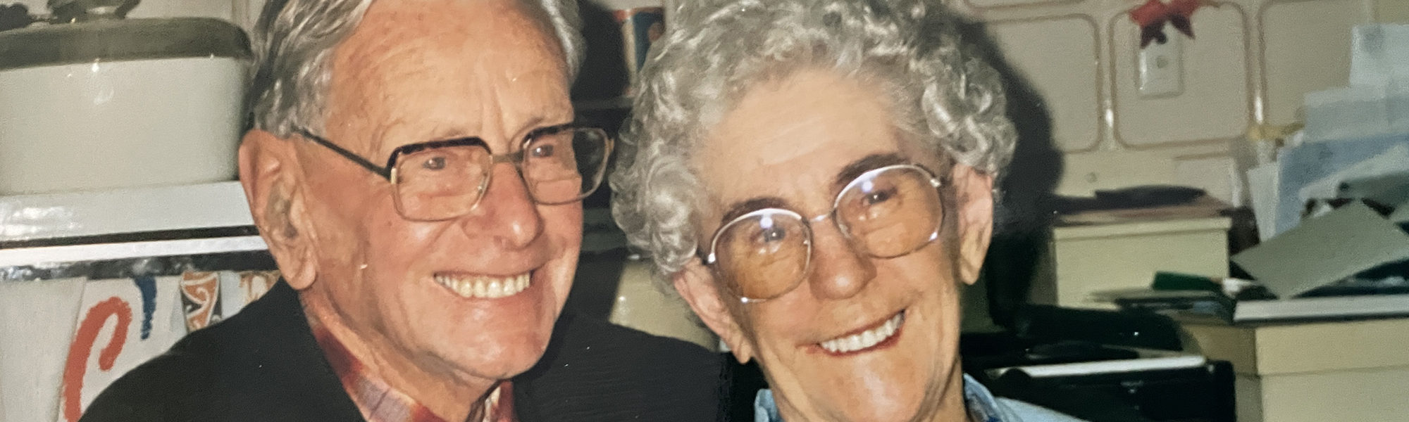 Blackeby's: Bill and his wife.