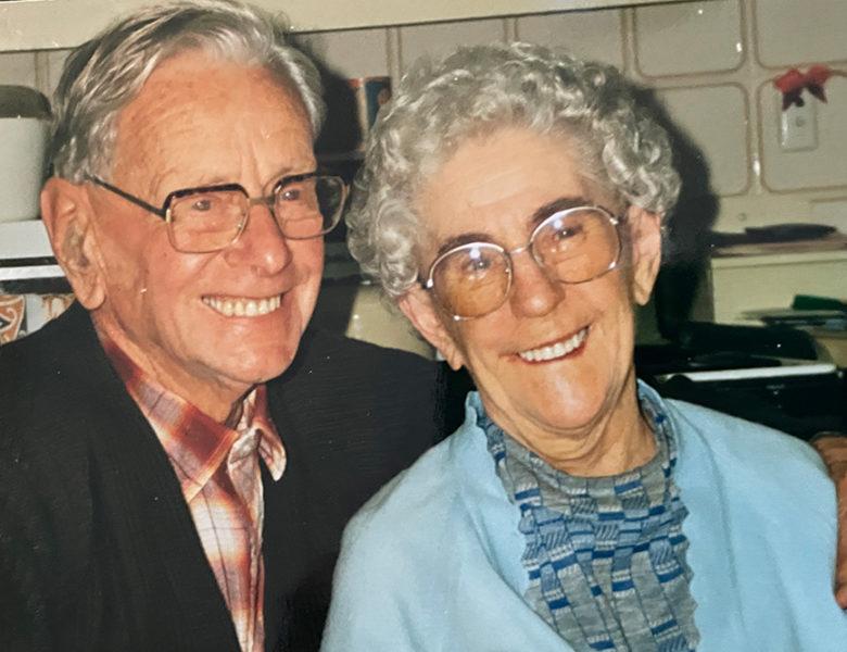 William and Eileen Blackeby
